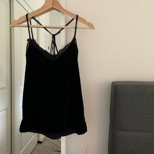 Abercrombie & Fitch Black Camisole